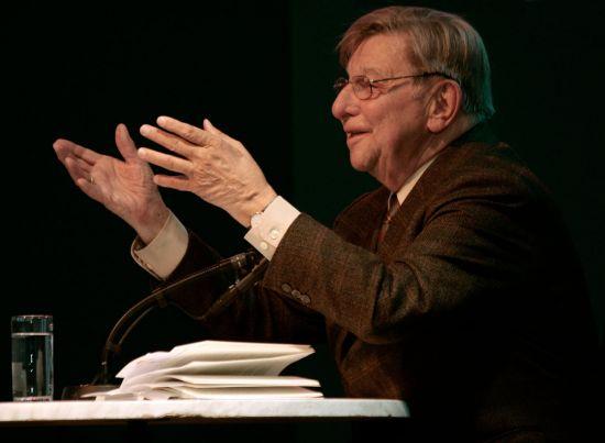 Hugo Portisch, 2009, autor fotografie: Manfred Werner, zdroj: Wikipedia