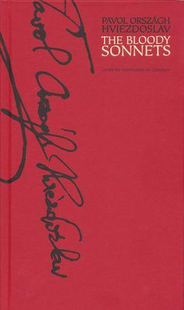 Pavol Országh Hviezdoslav: Krvavé sonety v anglickom preklady Johna Minahaneho
